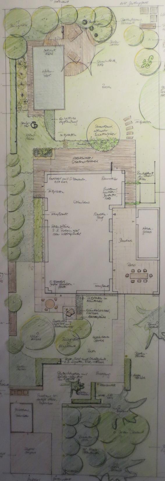 individuelle gartengestaltung von der planung bis zur ausf hrung. Black Bedroom Furniture Sets. Home Design Ideas